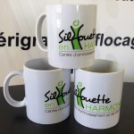 Sublimation sur mugs